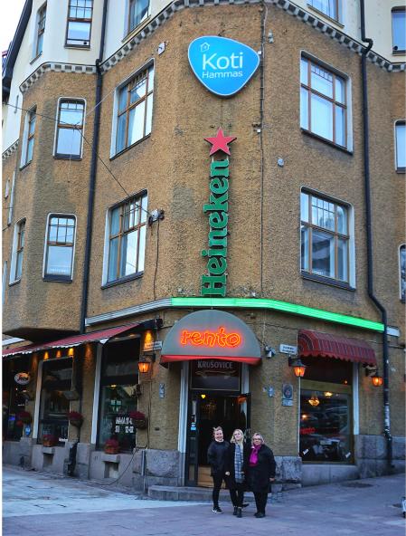 Kotihammas Turku